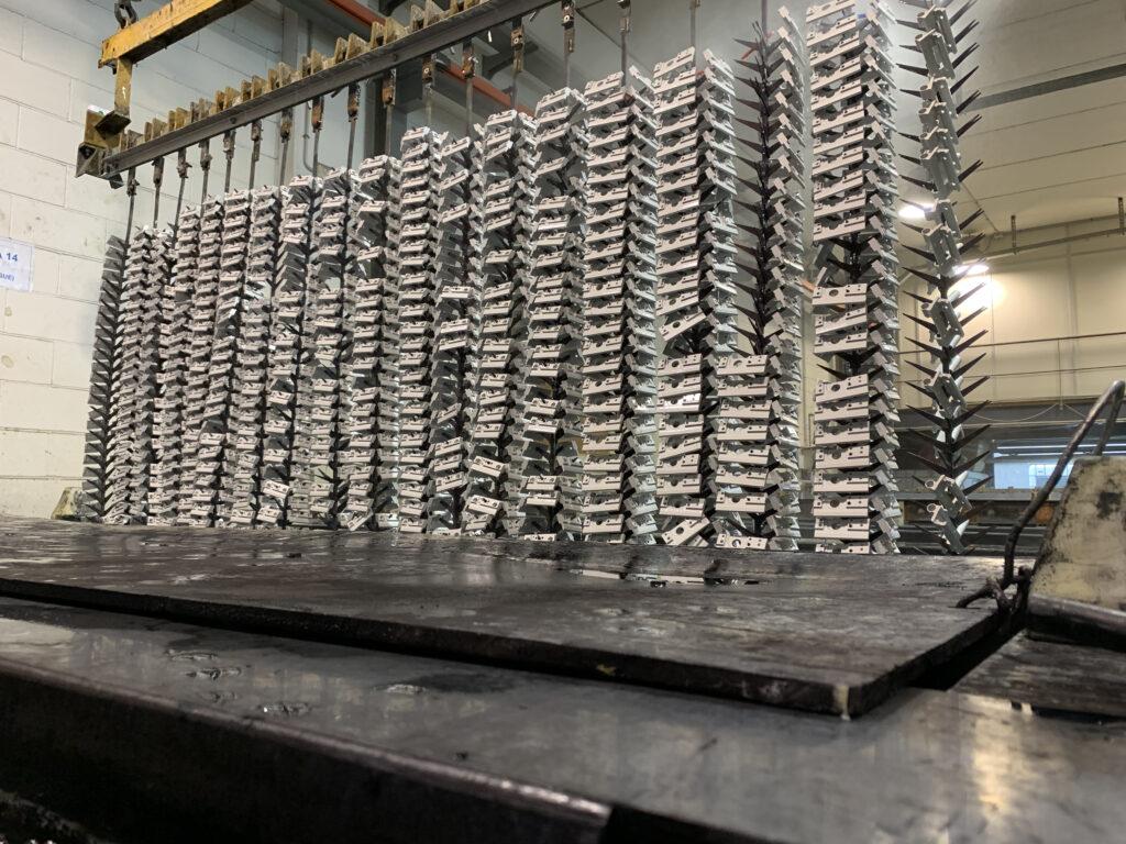 Buci S.L. tratamiento y anodizados del aluminio